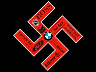 Las grandes corporaciones fueron es sostén económico y financiero del nazismo alemán.