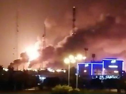 Estallidos en diversas instalaciones nucleares iraniés. Imagen de